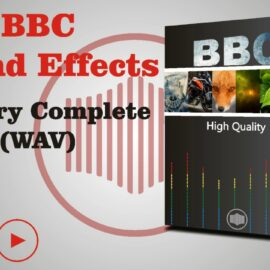 BBC Sound Effects Library Complete (WAV)