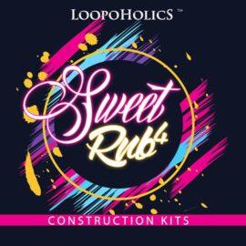 Loopoholics Sweet RnB 4 Construction Kits WAV MIDI