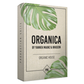 PML Organica – Full Ableton Production Suite