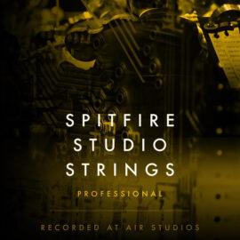 Spitfire Audio Spitfire Studio Strings Professional KONTAKT