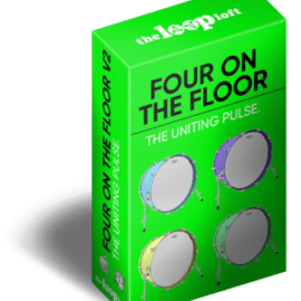 The Loop Loft Four On The Floor Vol 3 MULTiFORMAT
