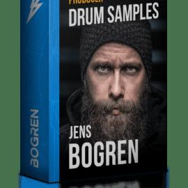 Bogren Digital JENS BOGREN SIGNATURE DRUM SAMPLES [Deluxe]