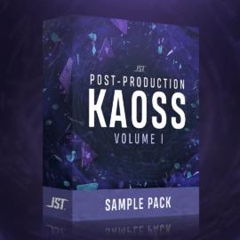 JST Kaoss Volume I – Post Production Sample Pack Download