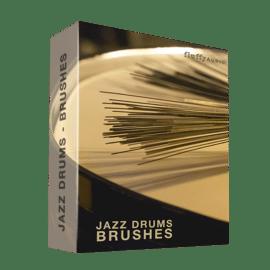 Fluffyaudio Jazz Drums Brushes KONTAKT