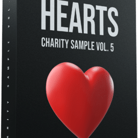Cymatics Hearts Vol. 5 Sample Pack WAV MIDI SERUM PRESETS