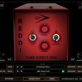 Kush Audio REDDI v1.0.3-R2R