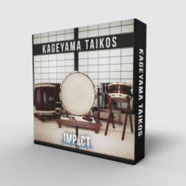 Impact Sound Works Kageyama Taikos KONTAKT